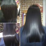 Кератиновое выпрямление, ботокс, нанопластика волос